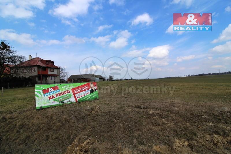 Prodej, stavební pozemek, Osíčko