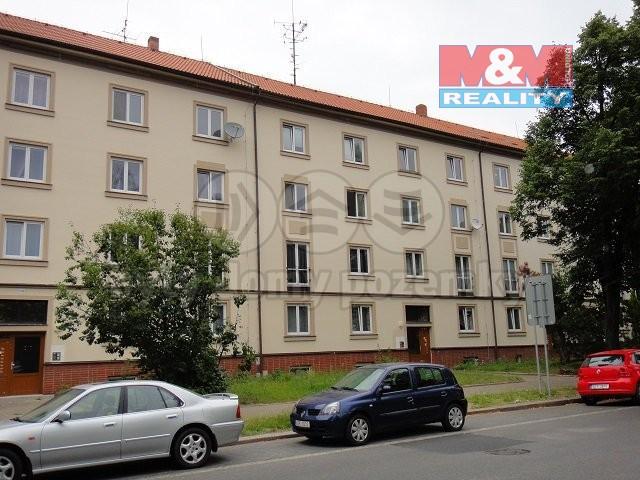 Pronájem, byt 2+1, 60 m2, Pardubice - Dukla