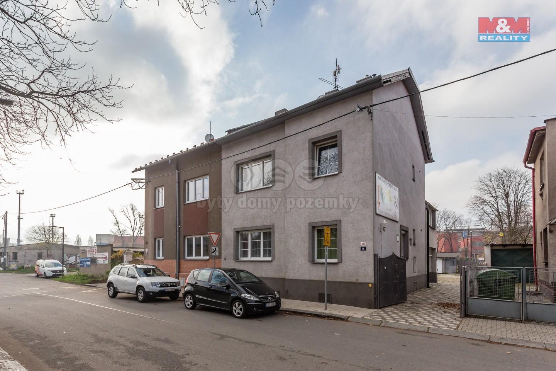 Prodej, nájemní dům, Ostrava - Mariánské Hory