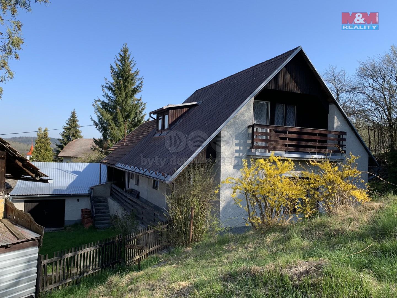 (Prodej, chalupa 4+1, 1388 m2, Životice), foto 1/36