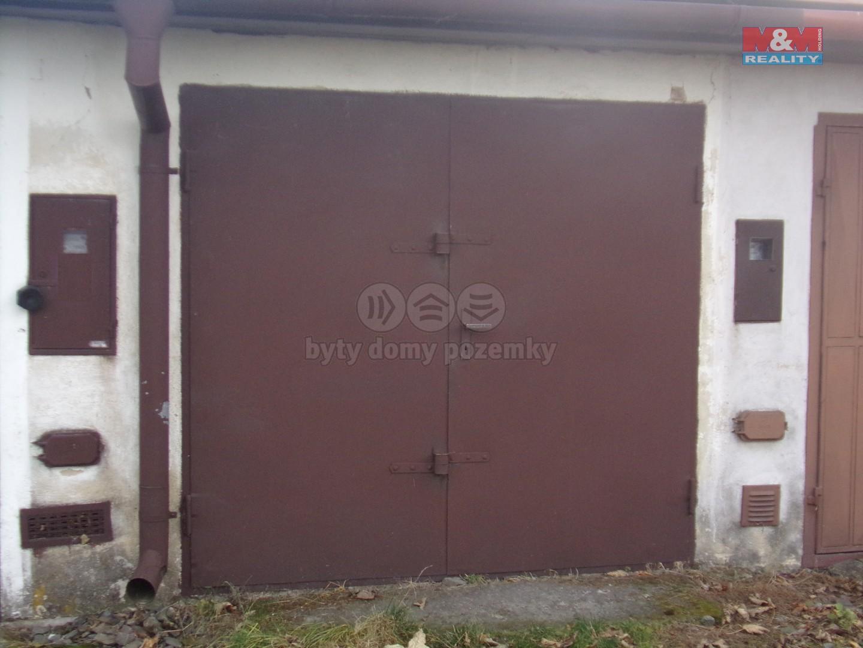 Prodej, garáž, 21 m2, Chropyně