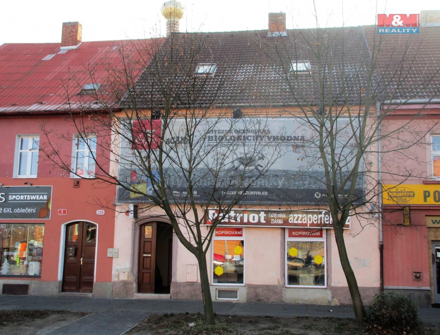 Pronájem, byt 1+kk, 25 m2, Plzeň, ul. Přemyslova