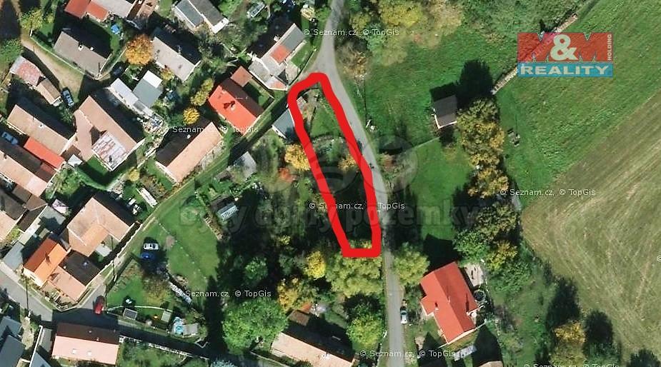 Prodej, pozemek, 663 m2, Žďár nad Orlicí