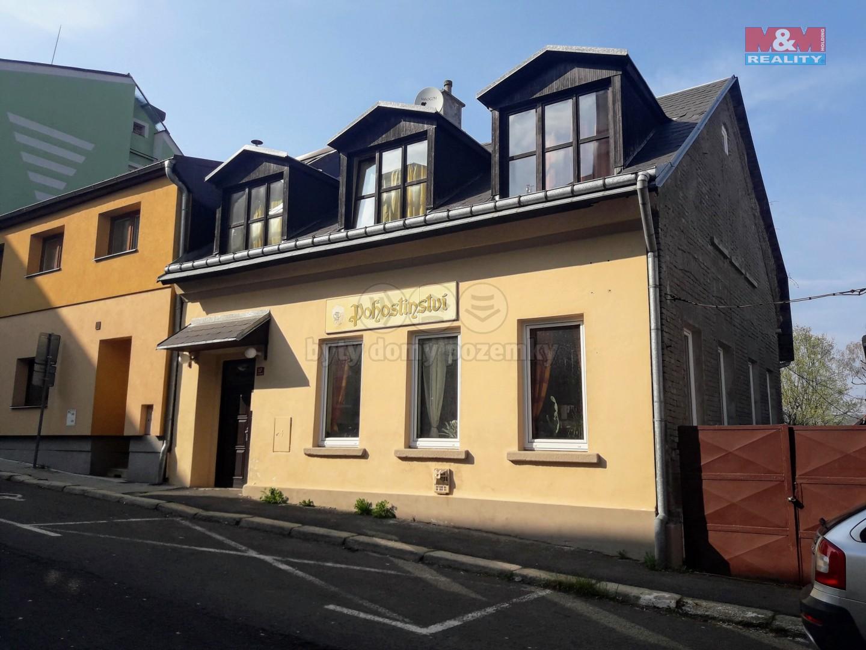Prodej, RD, Jablonec nad Nisou, ul. Emilie Floriánové