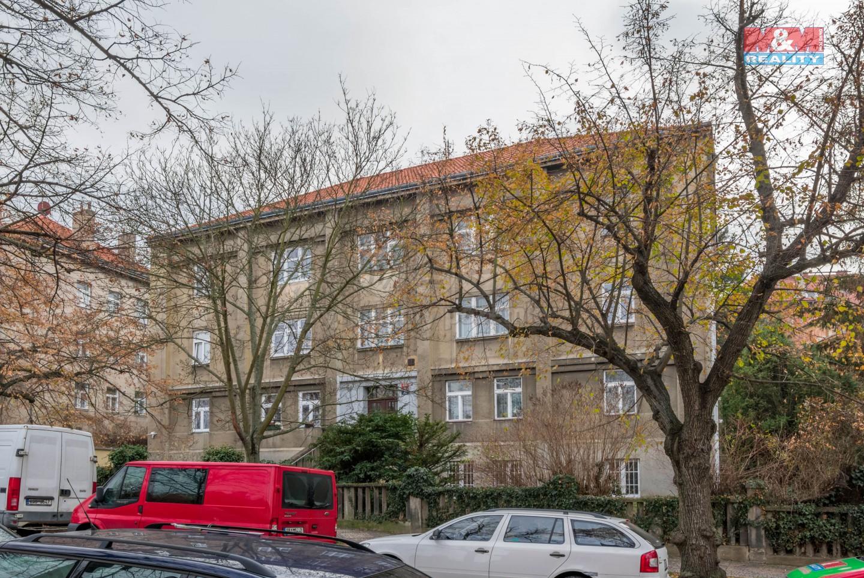 Bytový dům (Prodej, byt 4+1, 117 m2, Praha, ul. Musílkova), foto 1/26