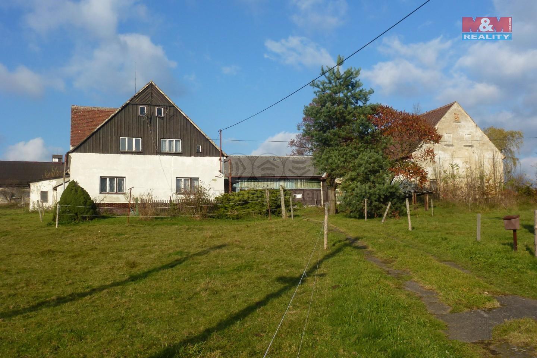 Prodej, rodinný dům, 5459 m2, Dolní Řasnice