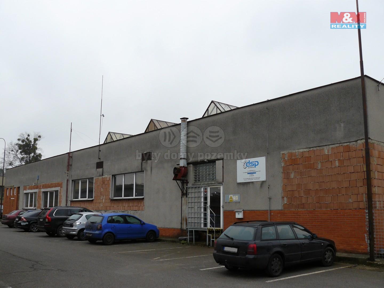 Pronájem, výrobní prostory, 1240 m2, Karviná - Hranice