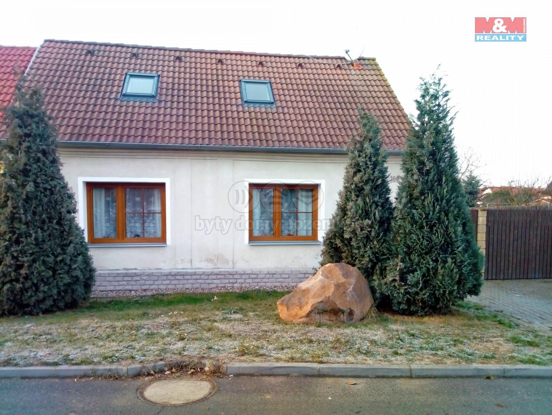 Prodej, rodinný dům 3+1, 191 m2, Droužkovice, ul. J. Švermy