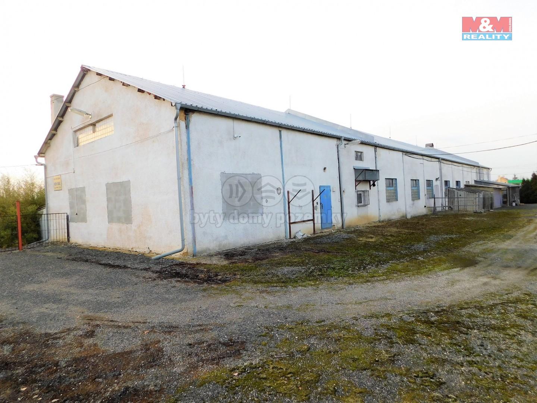 (Prodej, výrobní areál, 21263 m2, Odrava), foto 1/27