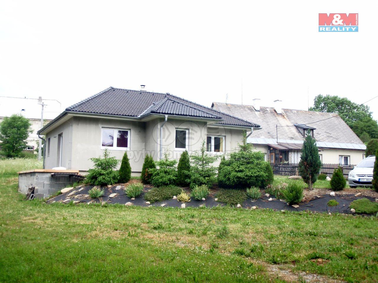 Prodej, rodinný dům, 435 m2, Horní Město - Skály