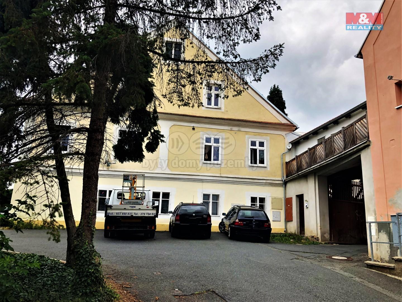 Prodej, nájemní dům, 297 m², Domažlice, ul. Kozinova