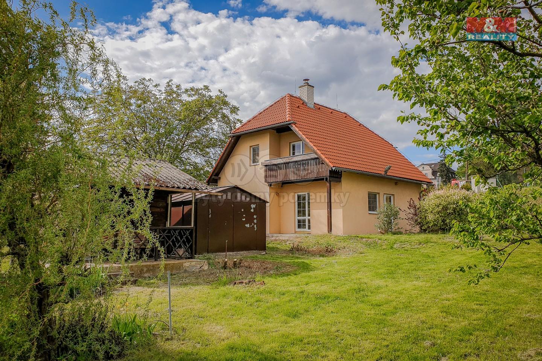 Prodej, rodinný dům 4+1, 1402 m2, Praha - Horní Počernice