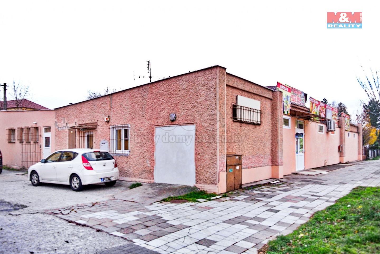 Prodej, obchodní objekt, Chropyně, ul. Tyršova