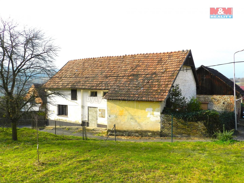 Prodej, rodinný dům, Soběsuky