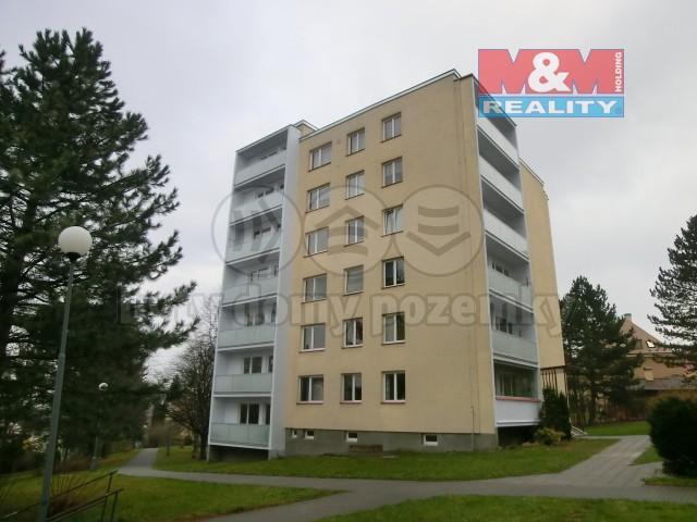 Prodej, byt 1+1, 33 m2, OV, Opava, ul. Nerudova