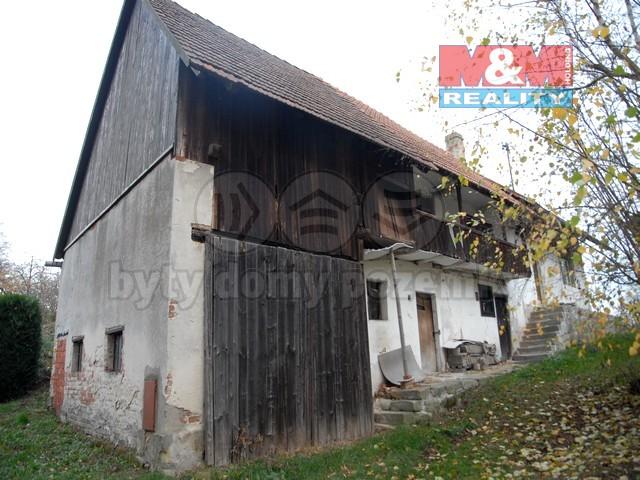 Prodej, rodinný dům, Samšina-Drštěkryje