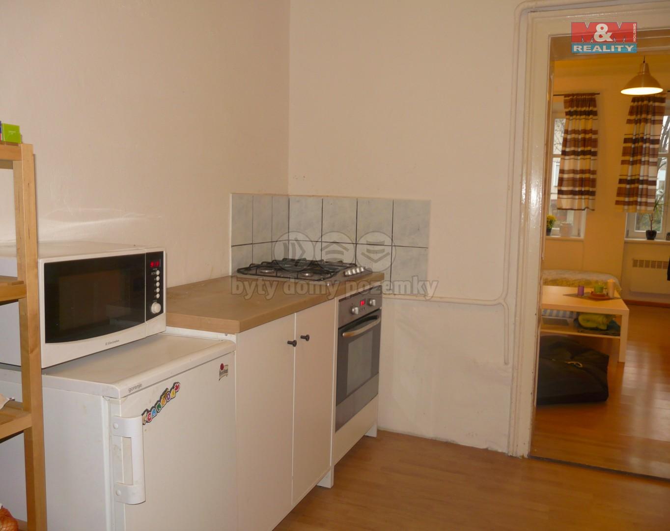 Prodej, byt 1+1, 38 m2, Olomouc - Nové Sady