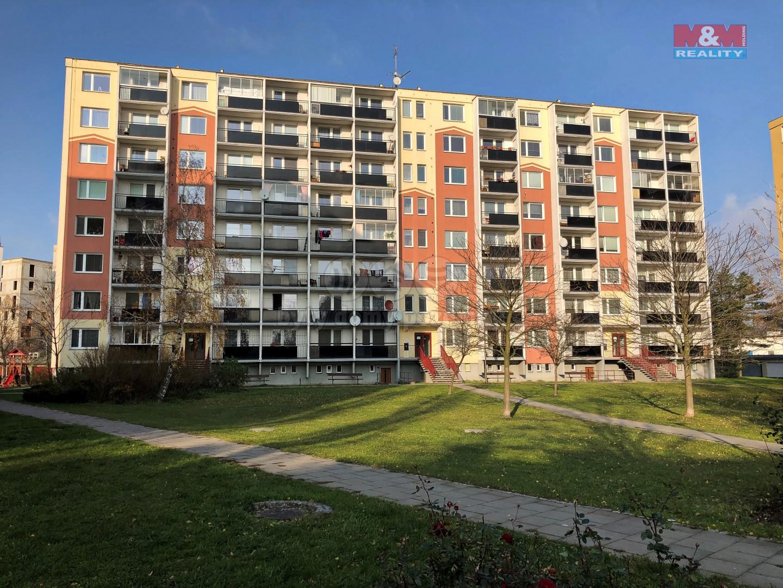 Prodej, byt 2+1, 59 m2, Olomouc, ul. Varšavské nám.