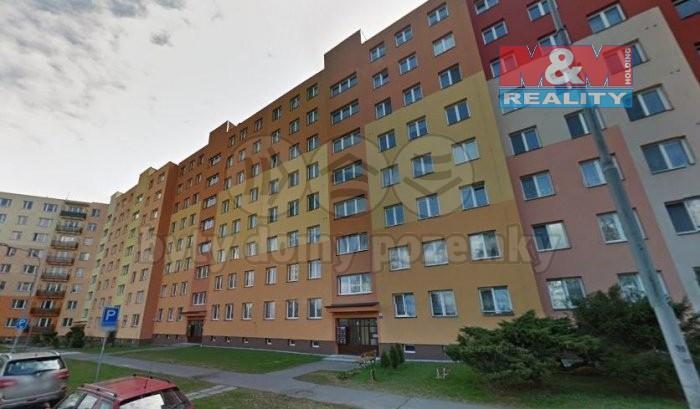 Pronájem, byt 1+1, 34 m2, Ostrava - Poruba, ul. L. Podéště