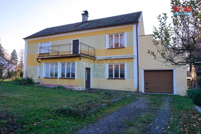 (Prodej, rodinný dům, 250 m2, Milíkov - Malá Šitboř), foto 1/27