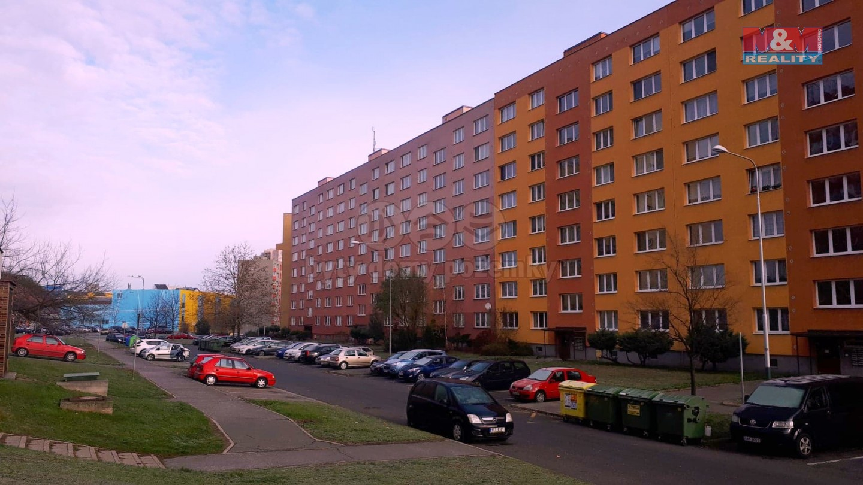 Prodej, byt 3+1, 72 m2, Ostrava - Dubina, ul. Fr. Formana