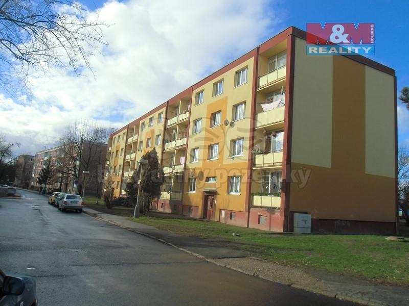 Prodej, byt 2+1, 53 m2, OV, Bílina, ul. Antonína Sovy