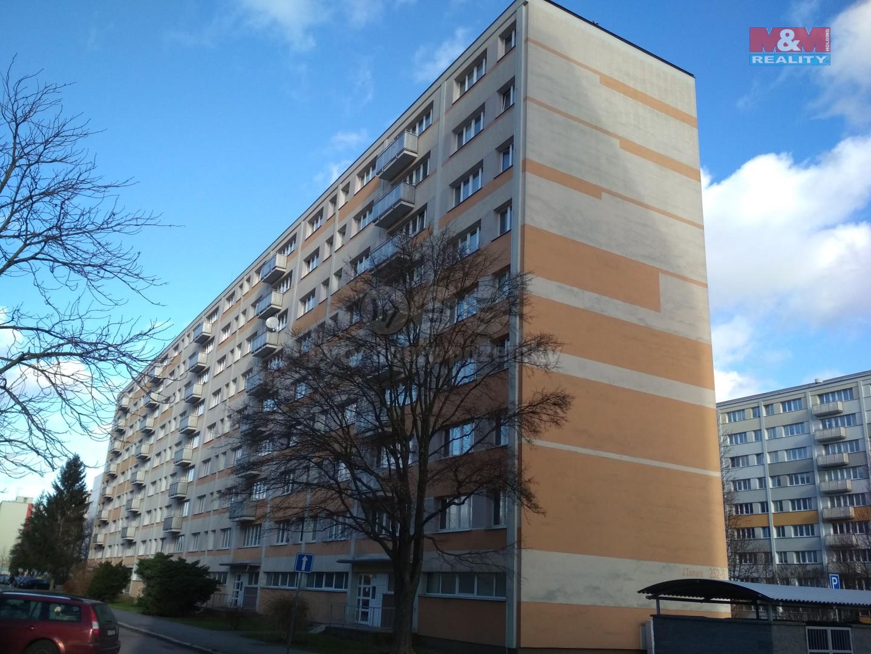 Pronájem, byt 1+kk, 36 m2, Pardubice, Polabiny