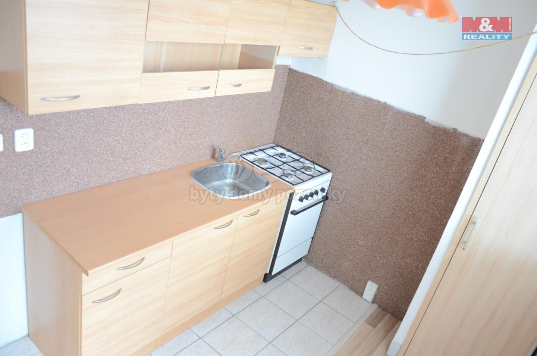 Pronájem, byt 1+1, 37 m2, Ostrava, ul. Dr. Martínka