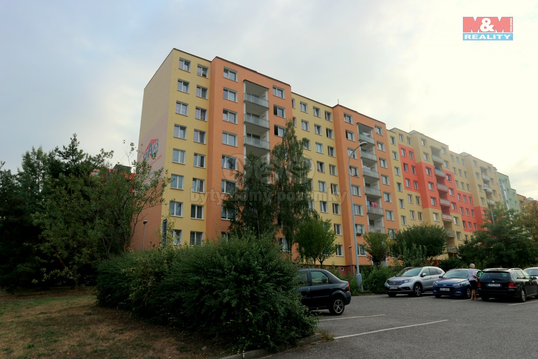Pronájem, byt 4+1, Plzeň, ul. Sokolovská