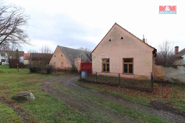 Prodej, pozemek, 2558 m2, Křepice, okres Znojmo