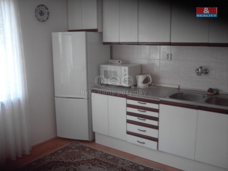 Pronájem, byt 1+1, 48m2, Krnov, ul. Boční
