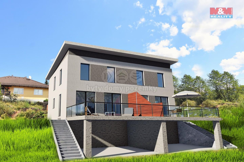 Vizualizace domu (Prodej, novostavba 4+kk, 124 m2, Liberec, ul. Vřesová), foto 1/13
