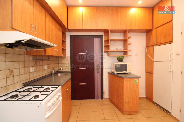 Pronájem, byt 2+1, Praha 7, ul. Dělnická