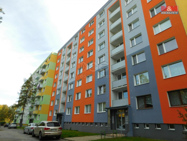 Pronájem, byt 1+1, Olomouc, ul. Brněnská