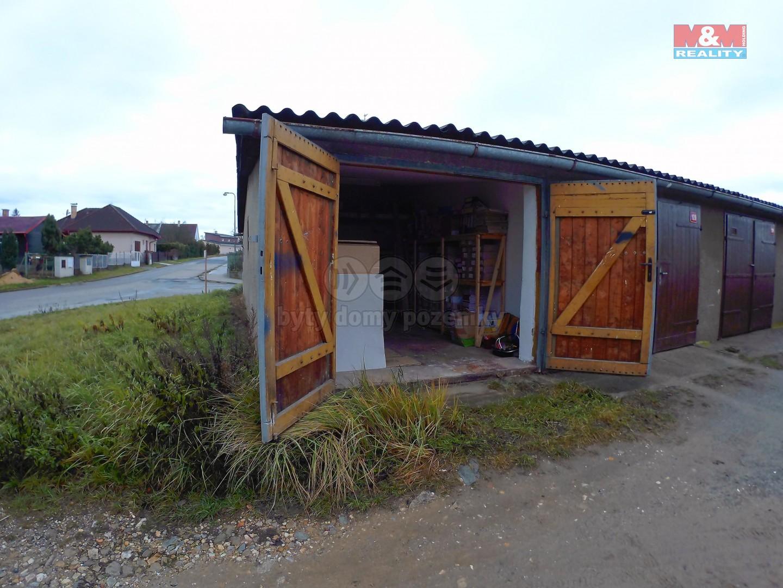 Prodej, garáž, 20 m2, Jindřichův Hradec, ul. Arch. Teplého