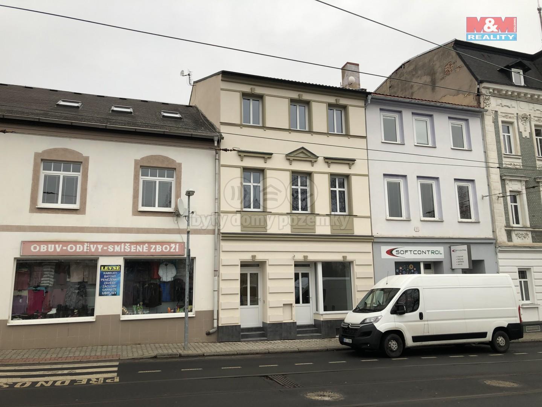 Prodej, rodinný dům, 274 m2, Litvínov, ul. Smetanova