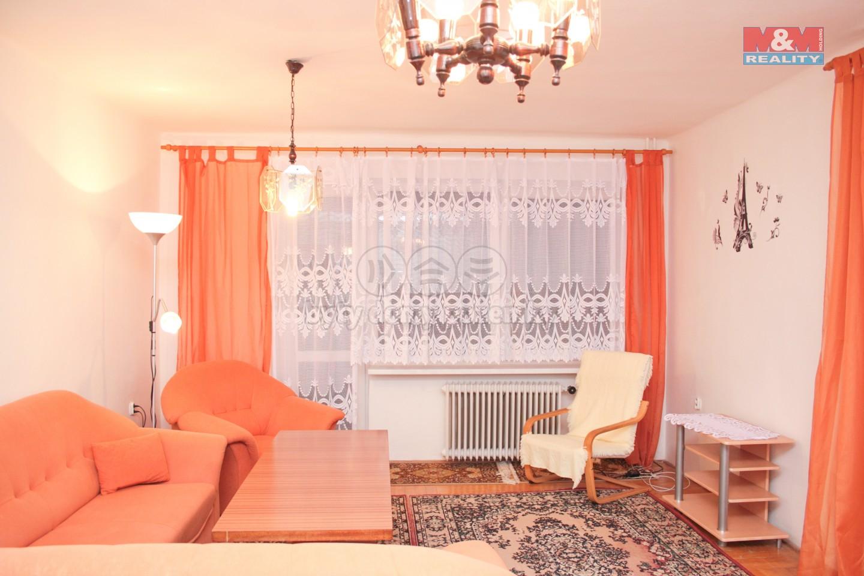 Pronájem, byt 5+1, 100 m2, Hrabyně