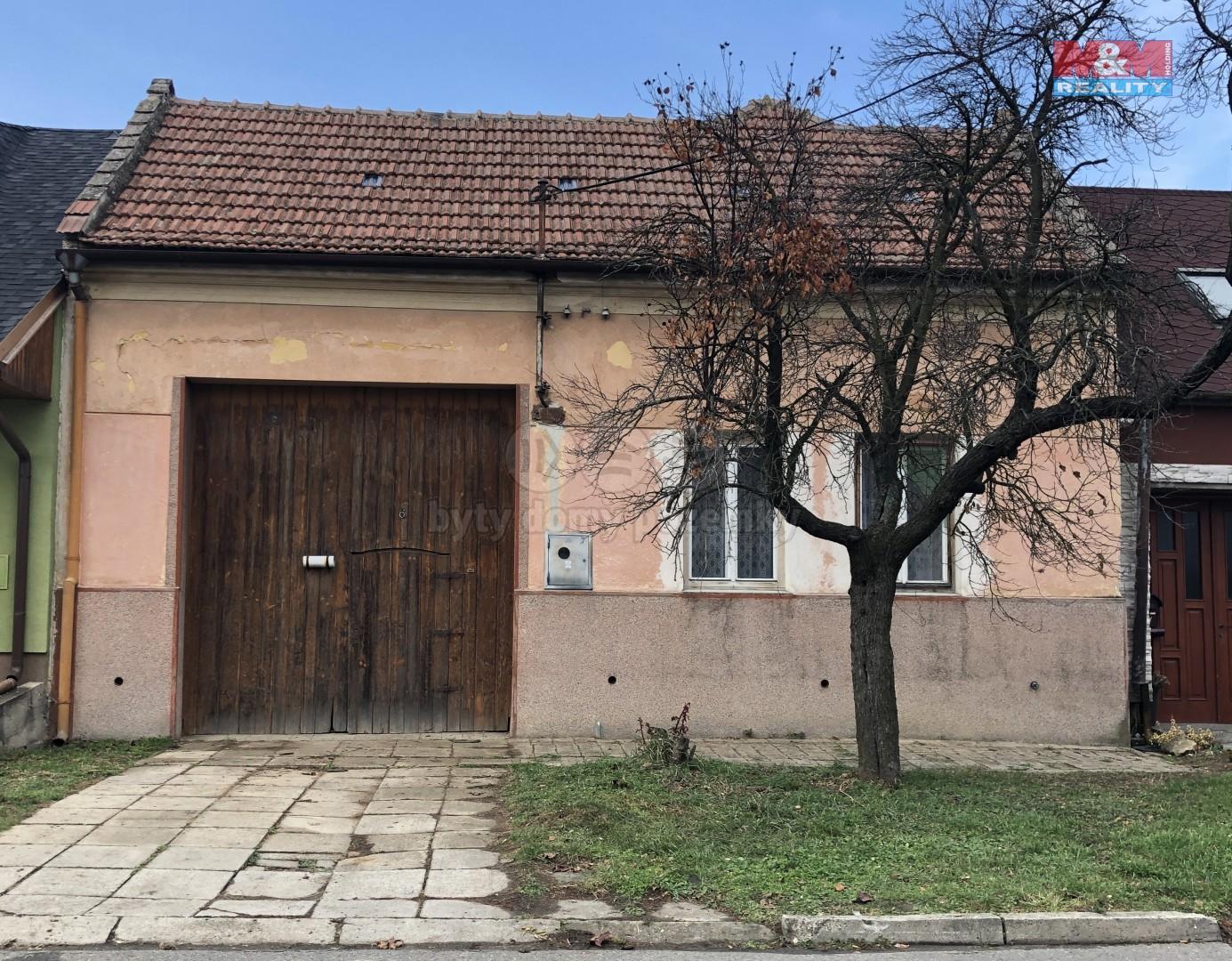 Prodej, rodinný dům 2+1, Veselí nad Moravou - Milokošť