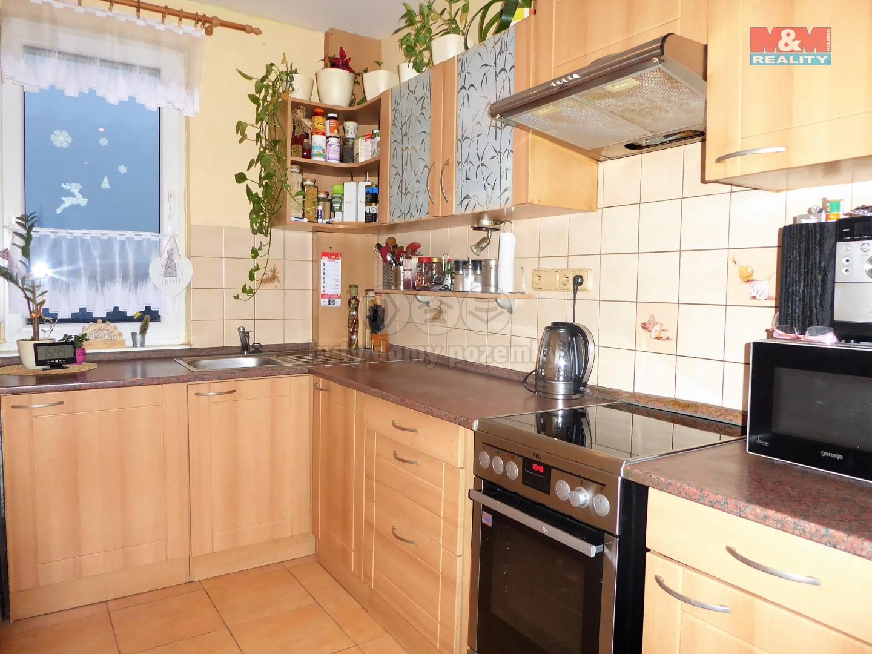 Prodej, byt 2+1, 56 m2, Karlovy Vary, ul. Brigádníků