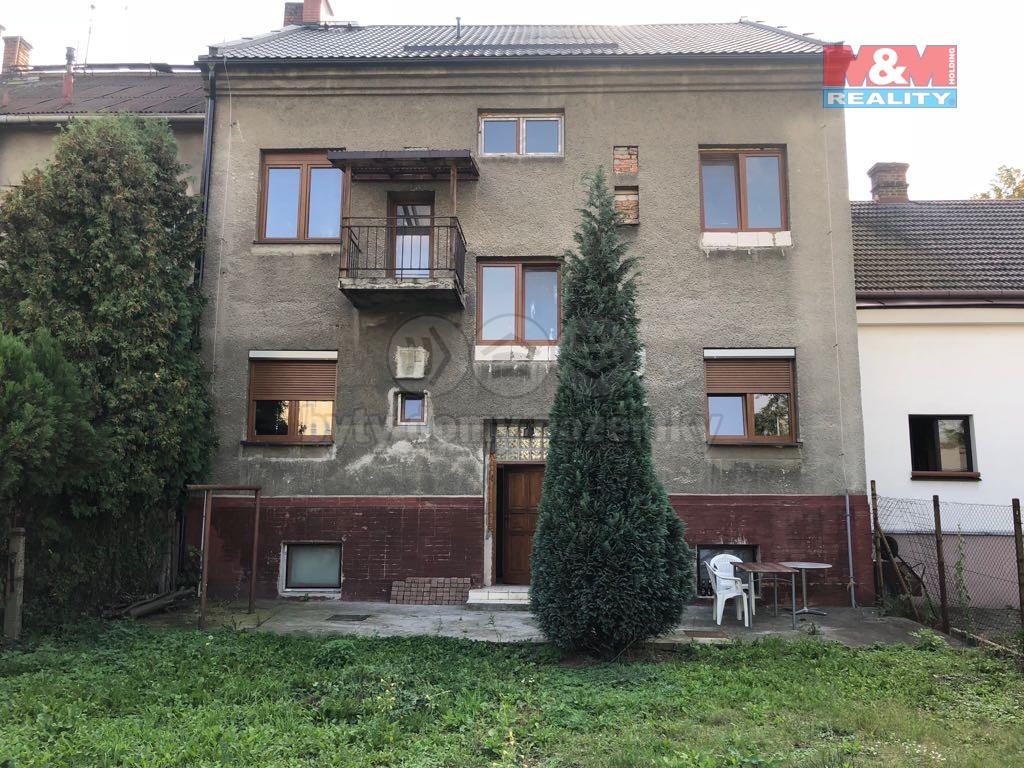 (Prodej, bytový dům, Ostrava, ul. Elišky Krásnohorské)