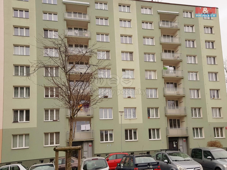 Pronájem, byt,1+1,36 m2,Plzeň, ul. Karla Steinera