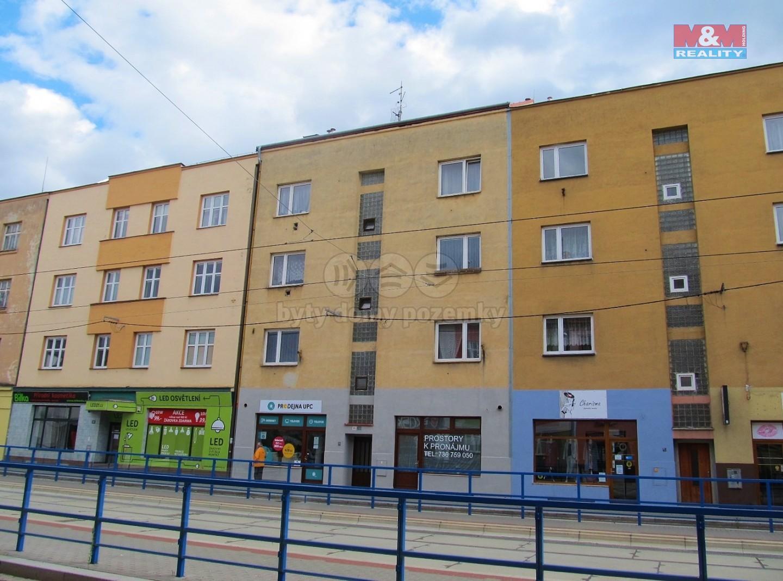 Pronájem, byt 4+1, 120 m2, Ostrava, ul. 28. října
