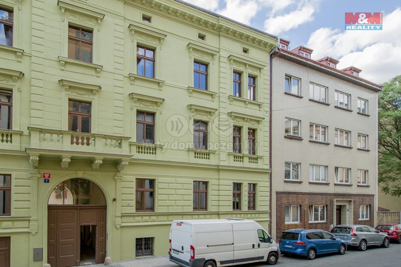 (Prodej, byt 2+1, 65 m2, Praha 5, ul. Pivovarská), foto 1/11
