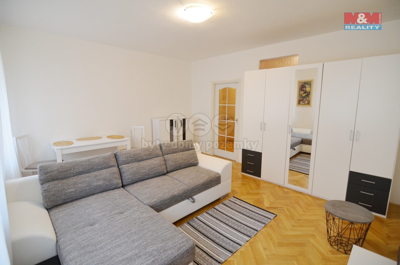 Pronájem, byt 1+kk, Brno, ul. Jaselská