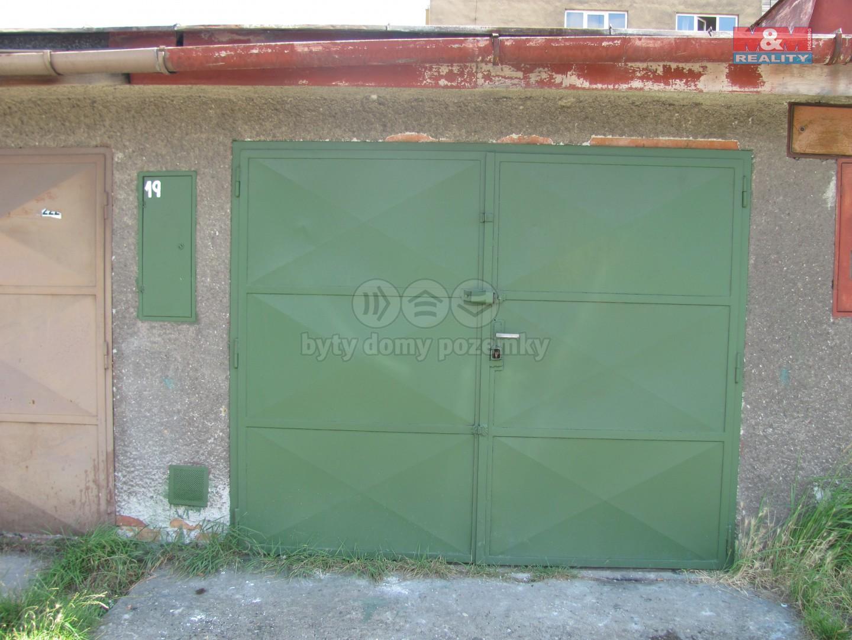 Prodej, garáž, 19 m2, Ostrava - Mariánské Hory, ul. Výstavní