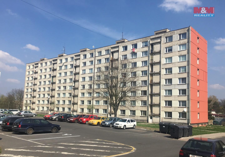 Prodej, byt 2+1, 63 m2, Bílina, ul. Sídliště Za Chlumem
