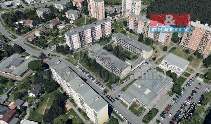Pronájem, byt 1+1, 40 m2, Plzeň, ul. U Jam