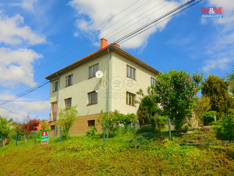 Prodej, rodinný dům 5+2, Vizovice, ulice J. Haly