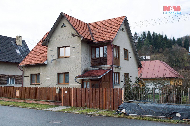 Prodej, rodinný dům 3+1, Halenkov