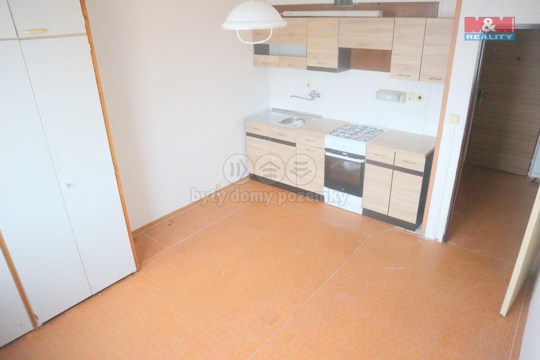Prodej, byt 1+1, 40 m2, Klatovy, ul. Suvorovova
